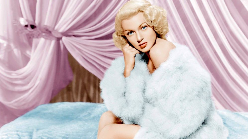 Foto: Lana Turner, en una foto de estudio. (Cordon Press)