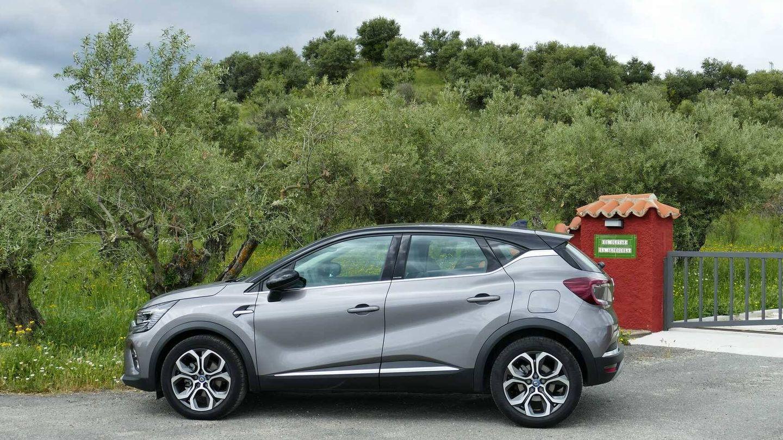 El Renault Captur representa una alternativa diferente dentro del segmento de los todocamino de enfoque urbano.