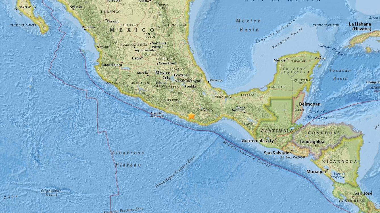 Un terremoto de magnitud 6 sacude el centro y el sur de México
