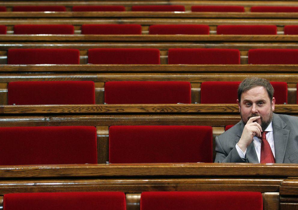 Foto: El líder de ERC, Oriol Junqueras. (Reuters)