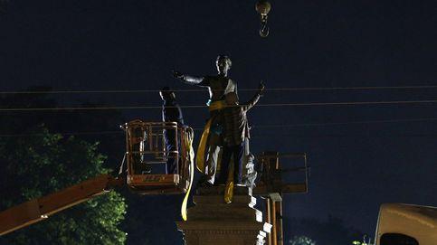 La polémica retirada de estatuas confederadas en Luisiana