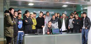 Post de El Betis condena el trato a Zozulya y Tebas amenaza con una