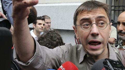 Monedero carga contra Méndez de Vigo: Sabe muy poquito de educación. Vive en un mundo paralelo