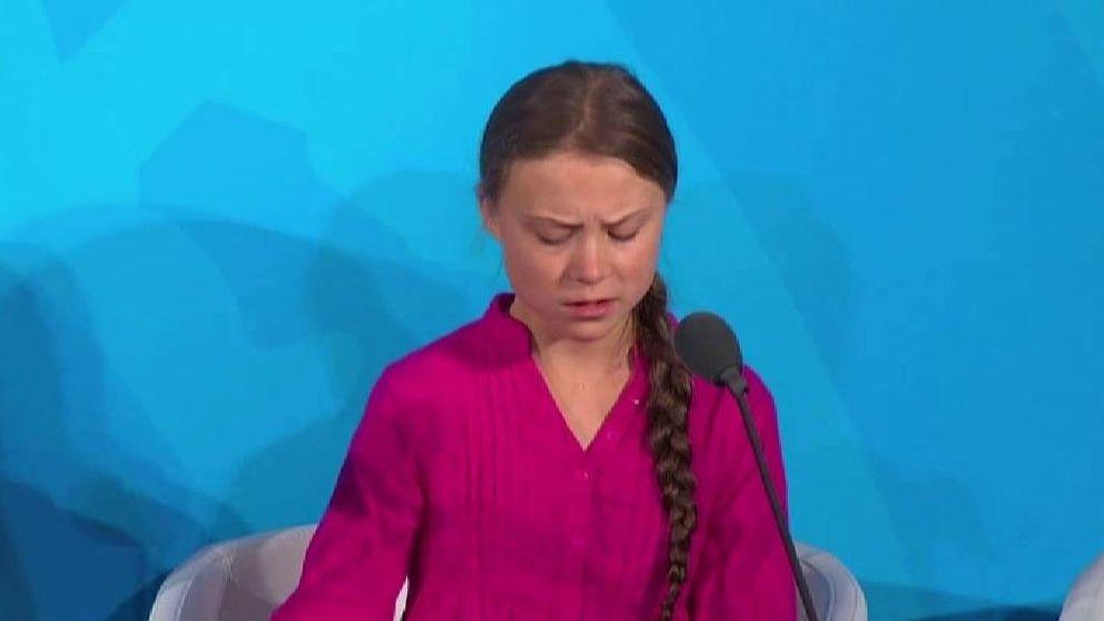 El discurso de Greta Thunberg se convierte en un tema de 'death metal'