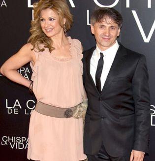 Foto: José Mota, feliz por haber 'reconquistado' a su mujer