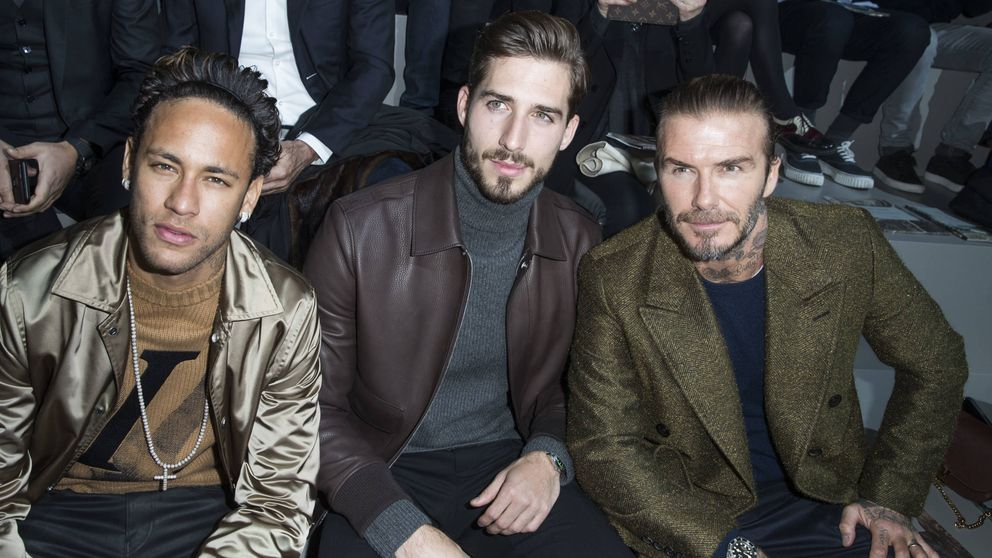 Ramos, Cristiano, Neymar…Futbolistas que se 'creyeron' modelos (y fracasaron)