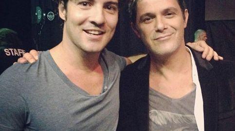Twitter-David Bisbal, el mayor fan de Alejandro Sanz
