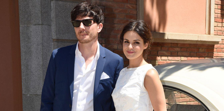 Foto: Así ha sido la boda de Marta Torné y Roger Gual