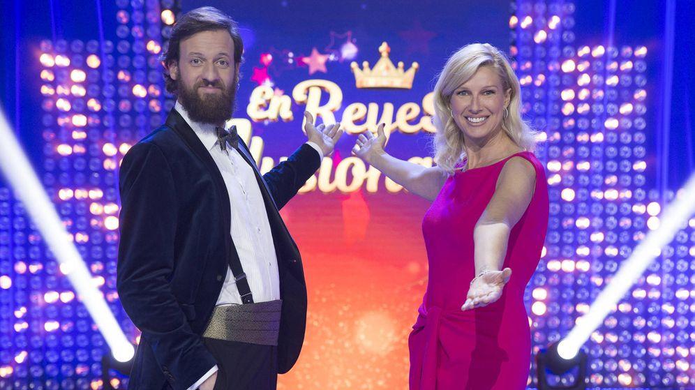 Foto: TVE emite 'En Reyes, ilusiónate'.
