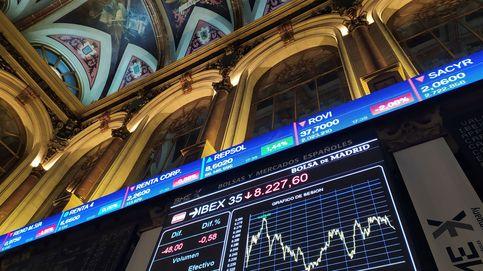 Las bolsas 'pasan' del caos político: Wall Street anima a los mercados europeos