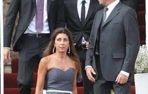 Marta Pineda, la 'buena esposa' del expresidente del Barça, Rosell