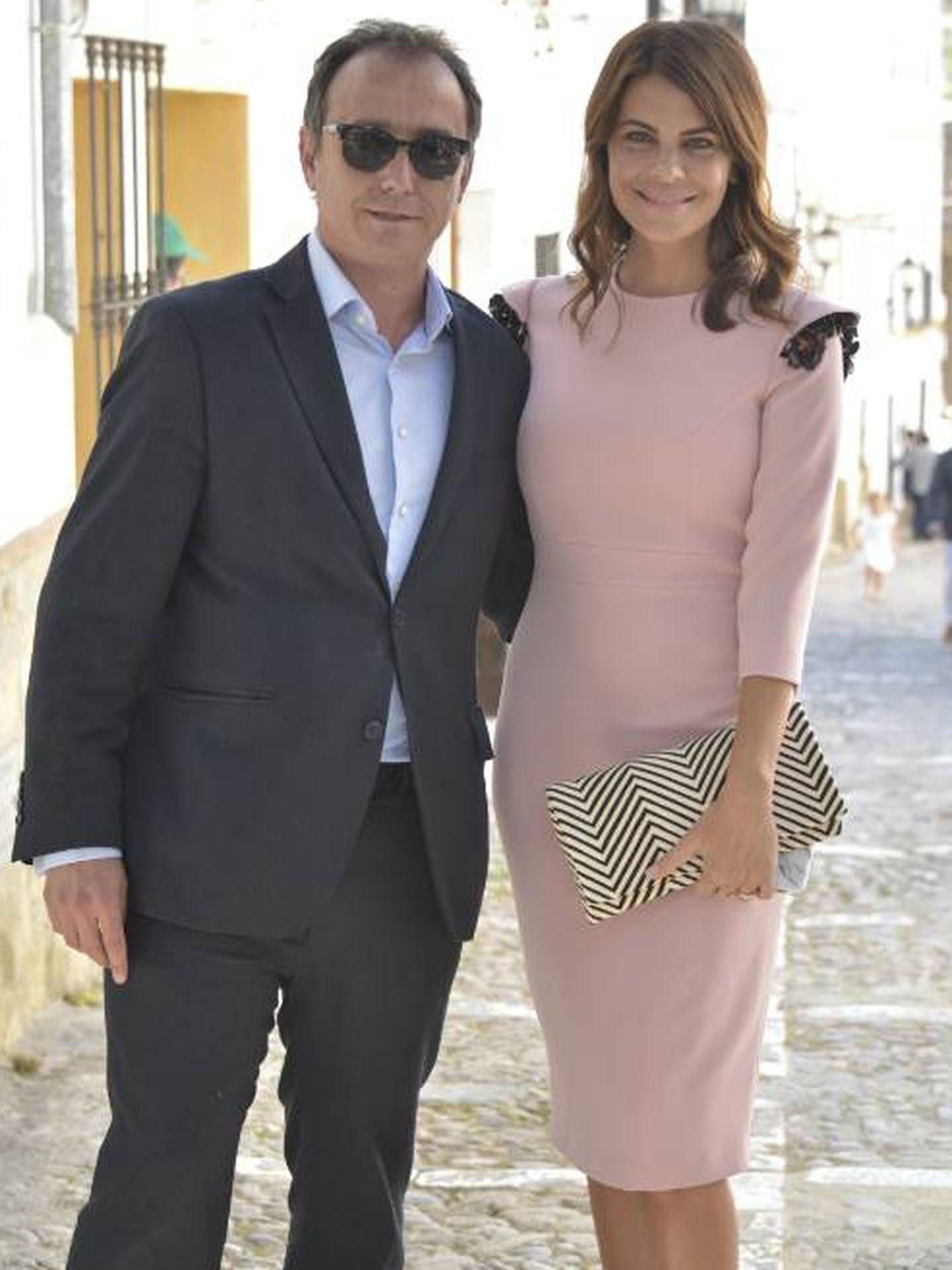 María José Suárez y Jordi Nieto. (Savilla Press)