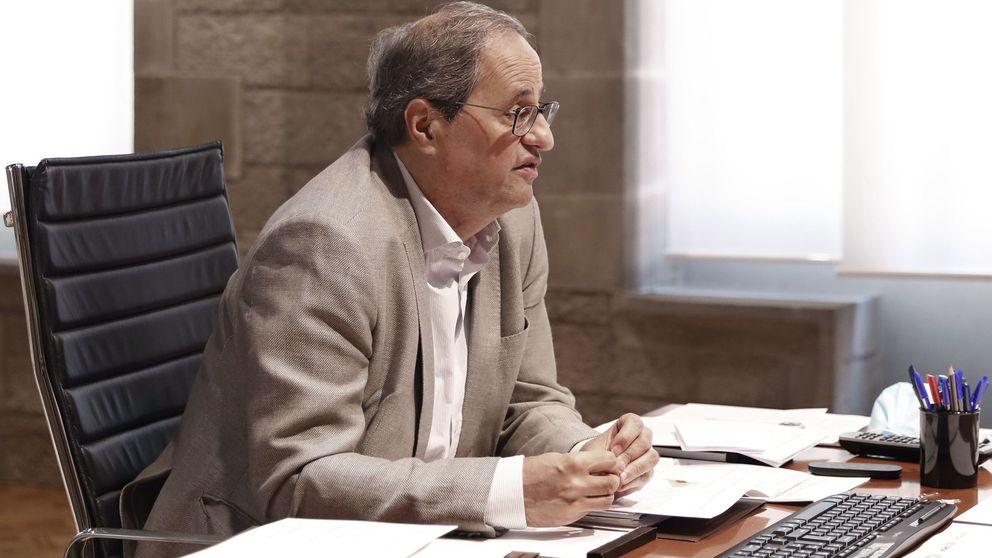 Torra estudia presentar una denuncia contra Juan Carlos I por corrupción