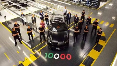El espectacular Lamborghini Urus, el modelo más vendido de la marca italiana