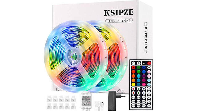 Tira de luces LED RGB 10 metros de Ksipze
