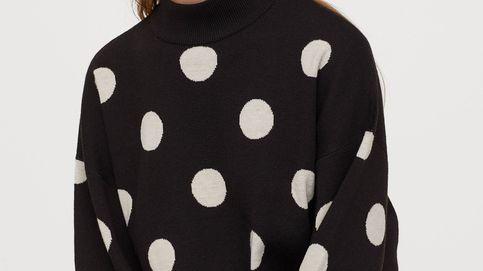 H&M tiene un jersey de lunares (viral en Instagram) que querrás usar todos los días