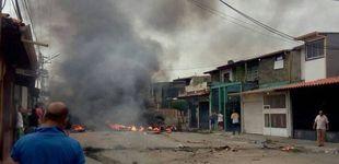Post de Queman la casa natal de Hugo Chávez en el noroeste de Venezuela
