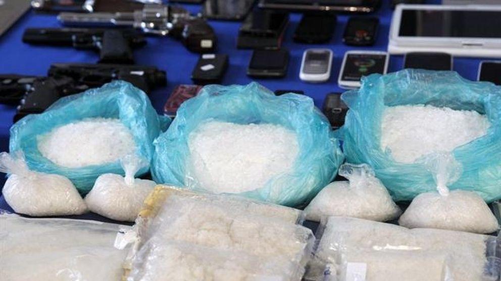 Incautadas 12 bolsitas de 'shabú', la droga más peligrosa del mundo