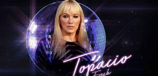 Post de Topacio, expulsada de 'Bailando con las estrellas':