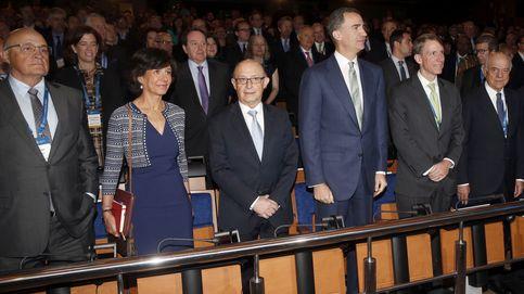 FG y Botín, cara a cara en un acto