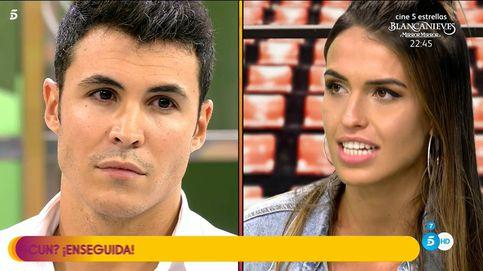 Sofía Suescun, dolida con 'Sálvame' por dar pábulo al tonteo con un futbolista