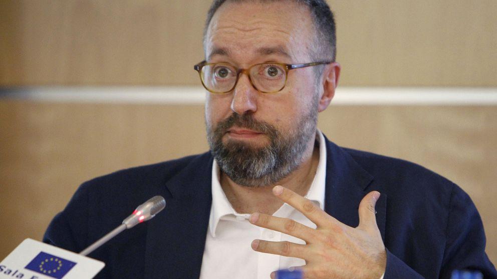 Pirómano y antilíder: así arremete Girauta contra Cameron y Rajoy