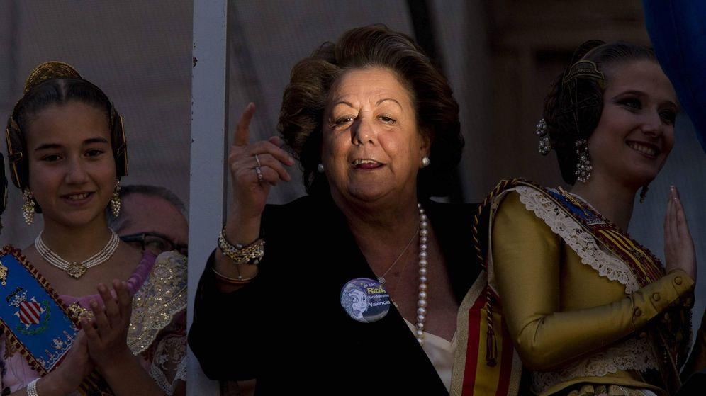 Foto: Rita Barberá, en una imagen de archivo (EFE)