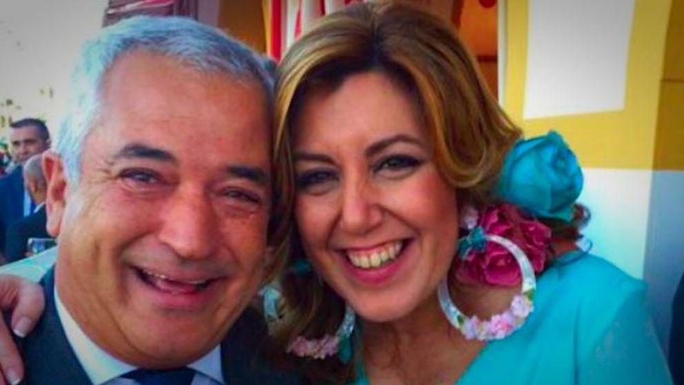 Así eran las estrechas relaciones de Ausbanc con Susana Díaz y la Junta