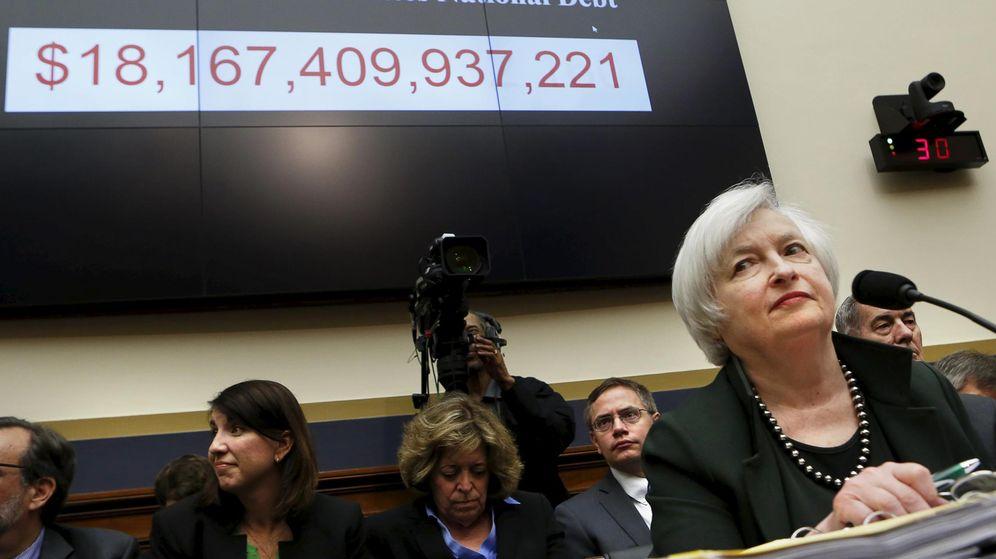 Foto: La presidenta de la Reserva Federal de Estados Unidos Yanet Yellen. (Reuters)