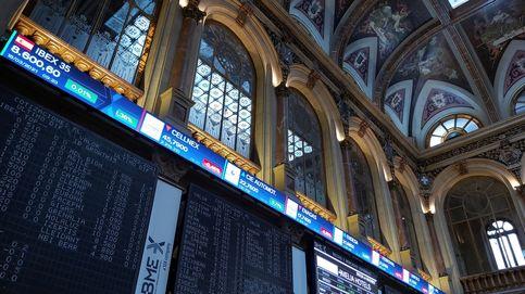 El Ibex cierra la semana con una caída del 1,75% en plena tormenta de los bonos