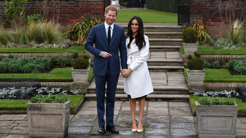 Harry y Meghan Markle. (Reuters)