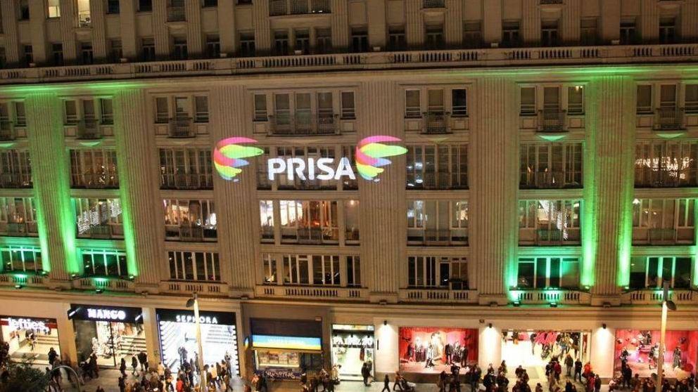 Prisa confirma estar estudiando una ampliación de capital de 500 millones