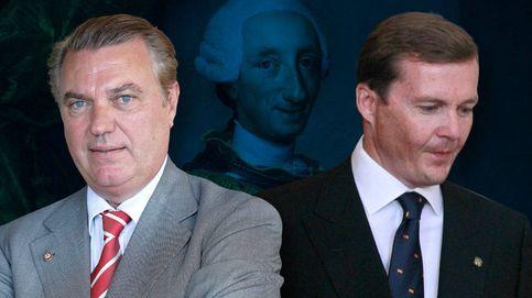 El homenaje a Carlos III que volverá a enfrentar a los Borbón-Dos Sicilias