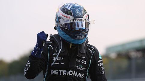 Bottas saldrá primero en la clasificación al esprint de Monza; Sainz 7º y Alonso 13º