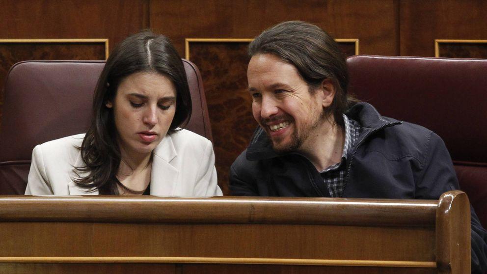 Pablo Iglesias e Irene Montero reaparecen (felices) tras anunciar que van a ser padres