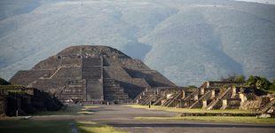 Post de El túnel al inframundo descubierto bajo una pirámide mexicana