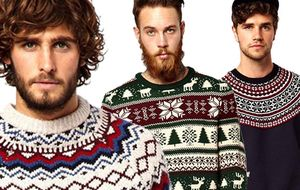 Dandis con estilo: los mejores jerséis de invierno