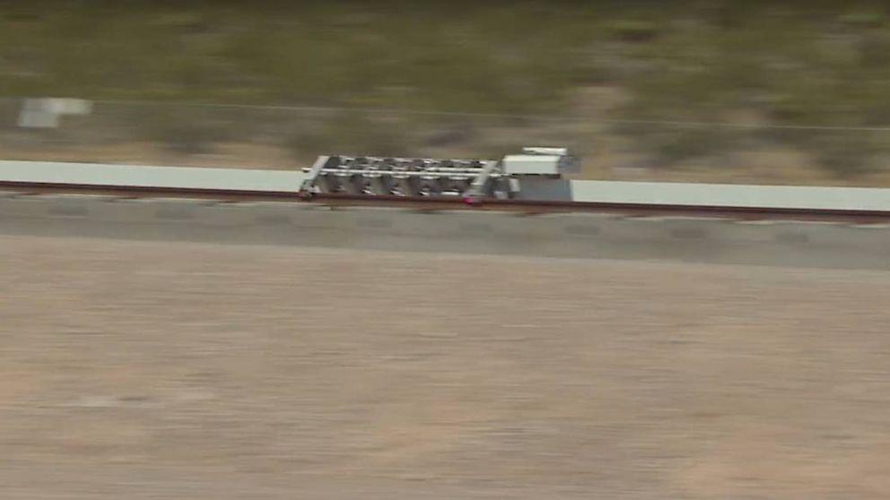 El Hyperloop supera su primera prueba: de 0 a 190 km/h en dos segundos