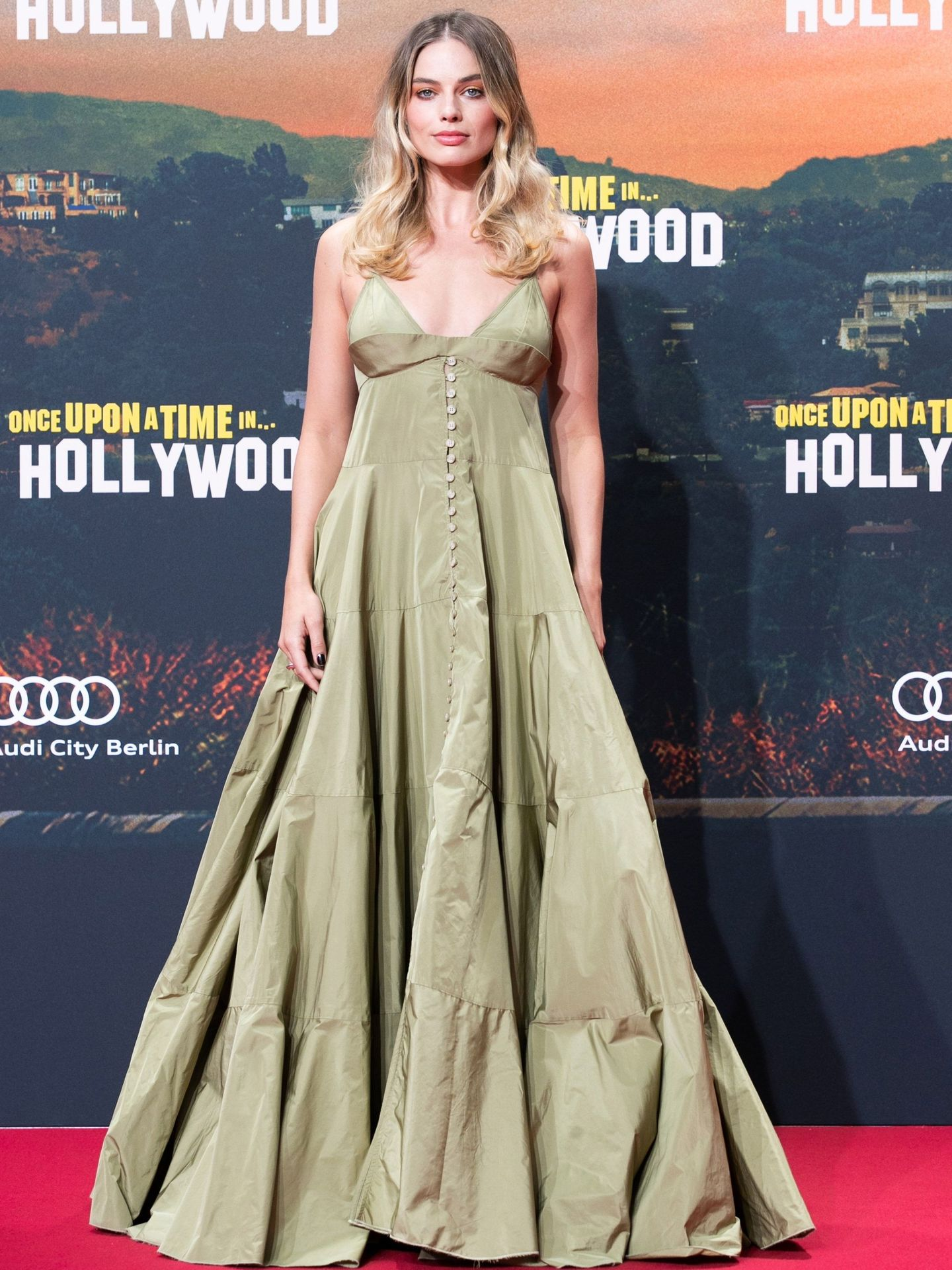 Margot Robbie (EFE)