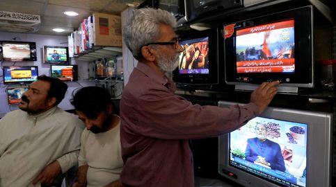 Pakistán anuncia el derribo de dos cazas indios en el espacio aéreo de Cachemira