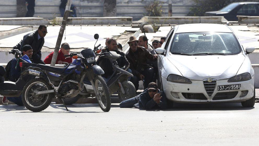 Vídeos: las terribles imágenes de la matanza de Túnez