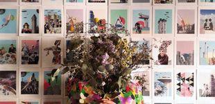 Post de Arquitectura, ovnis y heroínas: la artista Lara Lars descontextualiza a la mujer florero