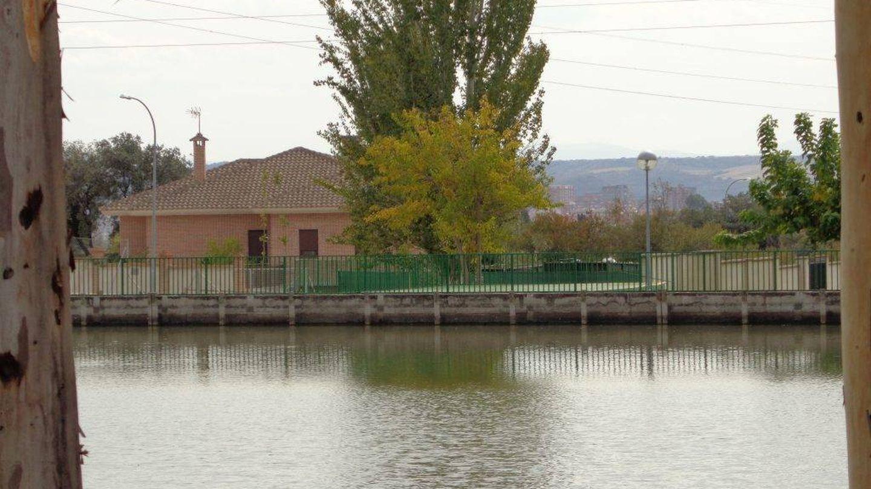 Chalet propiedad de Ángel Demetrio de la Cruz en Pepino (Toledo). (Acodap)