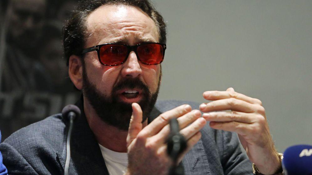 Foto: El actor Nicolas Cage (Reuters)