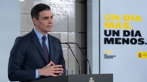 Sánchez anuncia sucesivos estados de alarma y buscará otros Pactos de la Moncloa