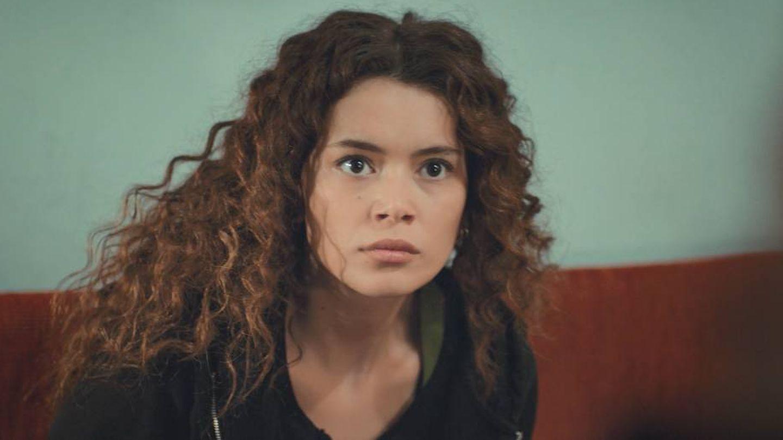 La actriz, en otro momento de la serie. (Atresmedia)