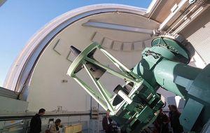 Los científicos de Calar Alto, contra del cese del jefe de Astronomía