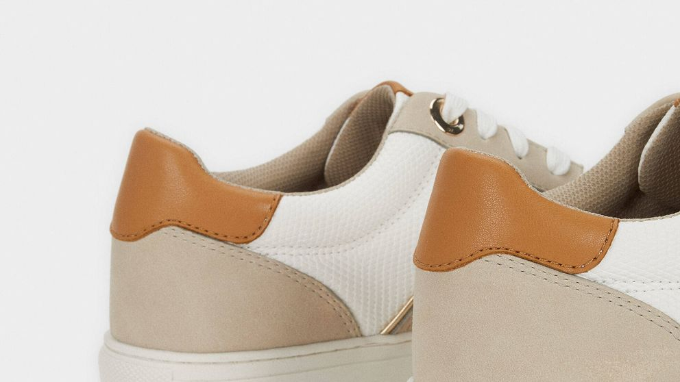 Las nuevas zapatillas deportivas de Parfois combinarán con todo tu armario