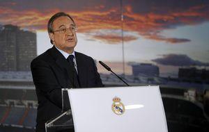 El Madrid se asegura vender la piel del Bernabéu antes de cazar al oso