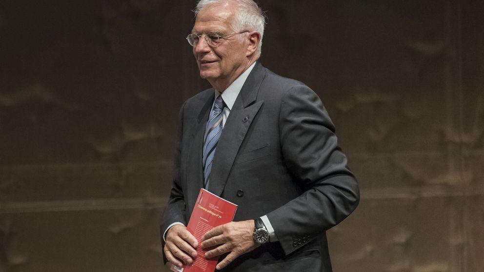 Borrell: Si esto es un golpe de Estado, está hecho por un sargento chusquero
